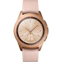 Часы Samsung Galaxy Watch 42mm SM-R810 Rose gold Samsung купить в Барнауле